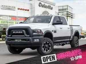 2017 Ram 2500 POWER WAGON | TOW PKG | 1 OWNER | SUNROOF | REMOTE