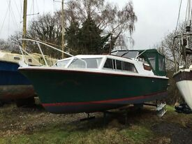 Seamaster Mk 2 for sale, beautiful example of well looked after boat!
