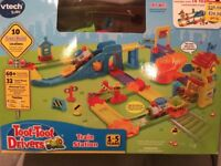 Vtech Toot-Toot Drivers Train Station - Great condition, in box