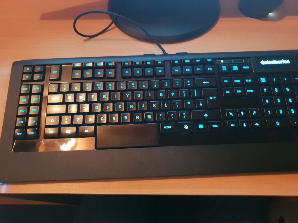 a06f5b190c5 Steelseries Apex 350 RGB Mechanical Gaming Keyboard for sale | in ...