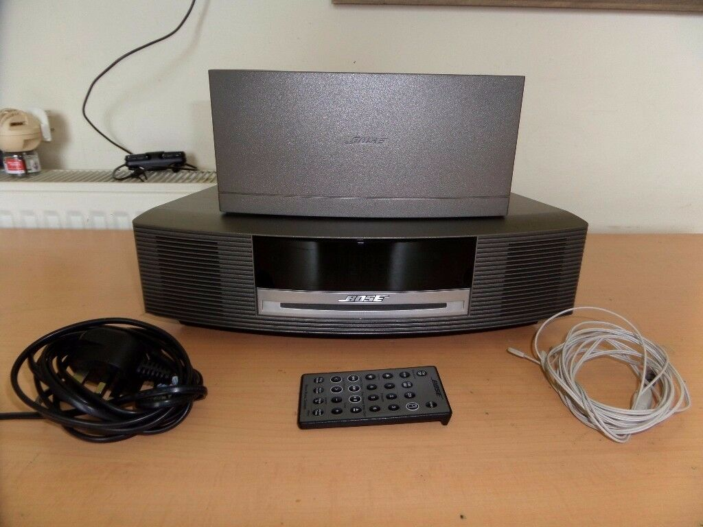 bose wave music system dab module remote all cables. Black Bedroom Furniture Sets. Home Design Ideas