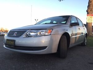 2005 Saturn Ion Base-Great Tires (Lots of Tread), Cheap & Low Km London Ontario image 4