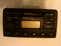 ford radio cassette player
