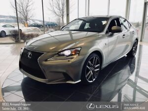 2015 Lexus IS 250 * F SPORT 2 * NAVIGATION * GPS *
