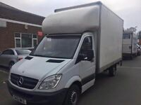 2012 MERCEDES SPRINTER 313 CDI LWB LUTON.1 OWNER.BRILLIANT DRIVE.FULL SERVICE.REAR HYDRAULIC RAMP.