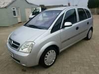 Vauxhall meriva moted new cambelt and service