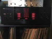 Yamaha M80 power amp
