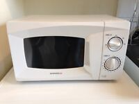 Daewoo KOR6L15WH 700W Microwave (White)