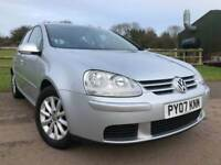 Volkswagen Golf 1.6 FSI Match 5 Door (A/C)