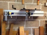 Woodrat dovetail jointer system