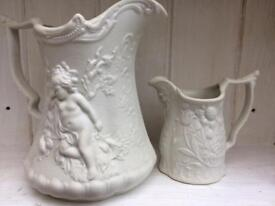 Two Portmerion Jugs