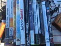 DVDs cds games Joblot