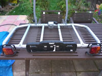 Thule Easybase 949 bike and luggage carrier