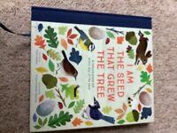 Nature poem book