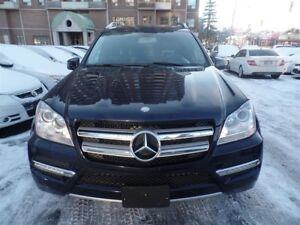 2011 Mercedes-Benz GL-Class 350 BlueTEC Diesel, 7 PLACE, GPS, DV