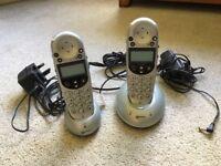 Geemarc DECT250 Portable Phone Set