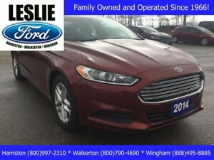 2014 Ford Fusion SE | Accident Free | Heated Mirrors