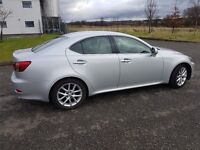 FOR SALE LEXUS IS250 ADVANCE LUXURY 4DR AUTOMATIC SALOON