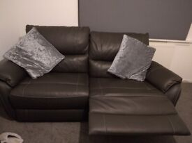 3seater recliner