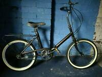 80s Rayleigh Folding Bike