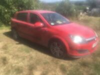 vauxhall astra 1.7cdti breaking for spares mk5 all parts available