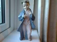 Large nao figurines.
