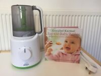 Avent steamer&blender 2in1