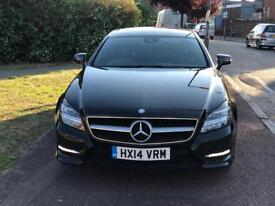 Mercedes bens cls 2014 amg sport 250diesel 60000 miles