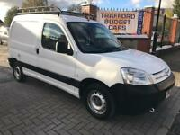 Citroen Berlingo, 2008 low miles 12 months MOT, very good clean van. Ready for work. Cheap.