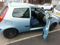 Swapping my fiat punto low mileage 1.2 for a phone or tv