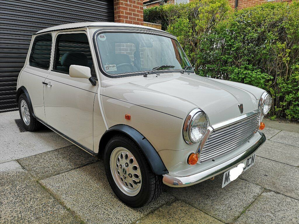 5b9ec5533fd classic mini mayfair 1275 spi 1995 only 8k miles from new | in Newcastle,  Tyne and Wear | Gumtree