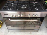 New World 5 burner stove