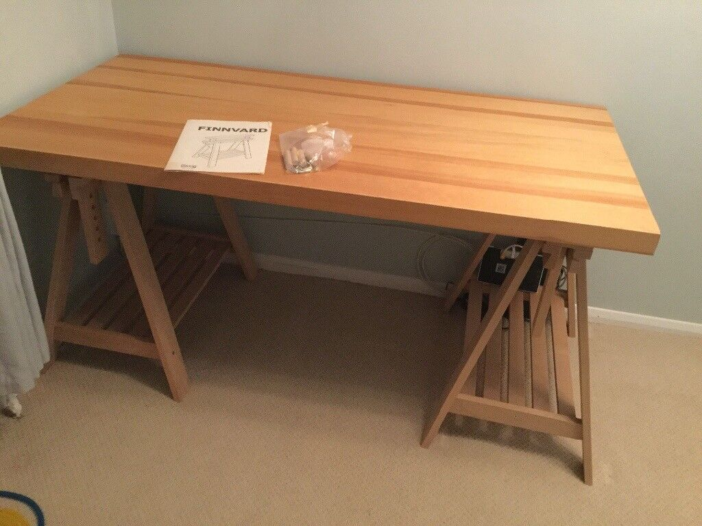 Height Adjustable Desk With Optional Incline Ikea In Didcot