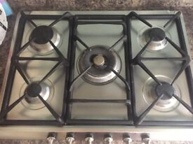 SMEG 5 Burner Gas Hab