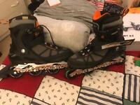 Rollerblade macroblade80 size 10 £35