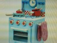 Le Toy Van Honeybake Play Wooden Kitchen