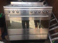 Smeg Range gas cooker 90cm......Mint free delivery