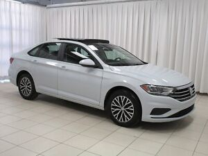 2019 Volkswagen Jetta 1.4 L HIGHLINE SEDAN w/ SUNROOF, BACKUP CA