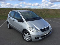 LOW MILEAGE MERCEDES A CLASS 160 CDI SE FULL SERVICE HISTORY AND NEW MOT! GREAT CAR!