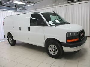 2018 GMC Savana CARGO VAN 2PASS
