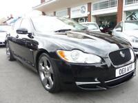 JAGUAR XF 3.0 V6 S PREMIUM LUXURY 4d AUTO 275 BHP (black) 2011