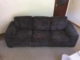 3 seater sofa bed from DFS