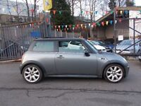 MINI Hatch 1.6 Cooper S 3dr IMPRESSIVE PERFORMANCE GOOD CONDITION INSIDE OUT