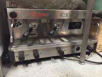 La Cimbali M28 coffee machine