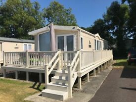 Static Caravan for sale at Hoburne Bashley in the New Forest in Hampshire, near Bournemouth