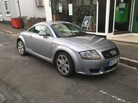 Audi TT 3.2 v6 Quattro good condition , reluctant sale