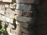 Genuine Reclaimed London Bricks x 150 approx