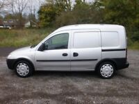 2006 VAUXHALL COMBO 17 CDTI EURO 4 2 OWNERS 2 SIDE LOADING DOORS CREW CAB CLEAN VAN DRIVES GREAT