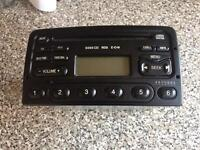 Ford 6000 cd/radio player with code
