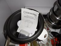 Cookworks rice cooker. Brand new